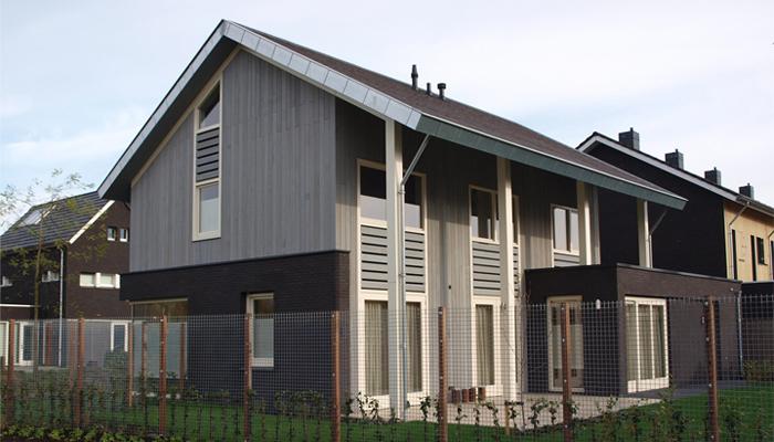 Nieuwbouw woonhuis Empel